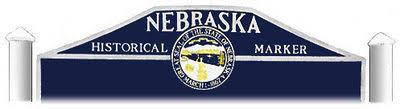 Image result for Old Dodge School historical marker nebraska