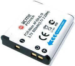 <b>Аккумулятор</b> для компактных камер <b>AcmePower AP</b>-EN-<b>EL19</b> для ...