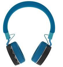 Беспроводные <b>наушники Ritmix RH-415BTH Blue Grey</b> ритмикс ...
