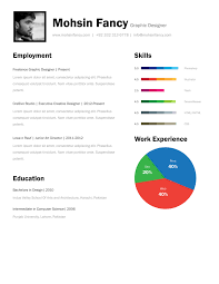 resume template creative templates word regarding  89 charming resume template for word