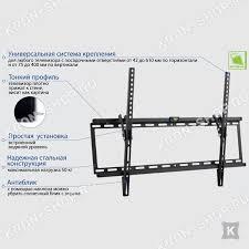 <b>Кронштейн Kromax Ideal</b>-<b>2</b> – КронШоп
