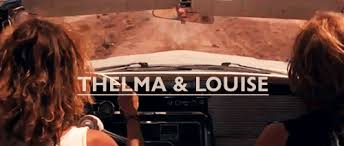 Image result for thelma and louise gif