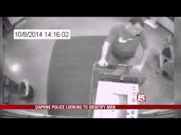 Thieves Steal TVs from Sam's Club - YouTube