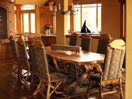 chair dining room tables rustic chairs:   juniper tables dining tables rustic handmade chairs