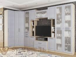 Модульная <b>гостиная Прованс</b> 1 СВ - купить в Челябинске на ...