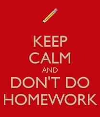 What if i dont do my homework   Custom professional written essay