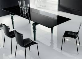 Acrylic Dining Room Chairs Glass Dining Room Furniture Simple Dining Table With Rectangle