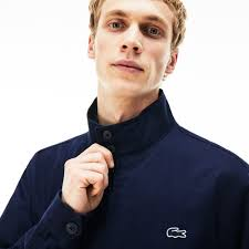 <b>Men's</b> Jackets and <b>Coats</b> | Lacoste Outerwear | LACOSTE