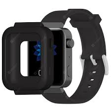 <b>TAMISTER Soft</b> Colorful Smart Watch Dial <b>Silicone</b> Protective Case ...