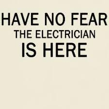 Funny Electrician Quotes. QuotesGram via Relatably.com