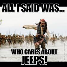 Don't mess with #jeep enthusiasts. #trailjeeps #offroad ... via Relatably.com