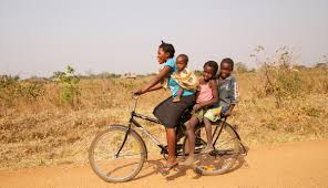 World Bicycle Relief - Global Bicycle Charity Mobilizing People