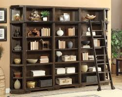 parker house home office set w bookcases meridien ph mer set13 bookcases for home office