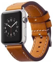 <b>Cozistyle Leather Band</b> for Apple Watch 42/44mm — купить по ...