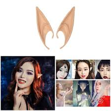 Angel <b>2pcs</b> Gift Cosplay Costume <b>Party</b> False <b>Halloween</b> For Elf ...