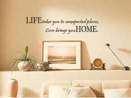 Image gallery for : love home quotes