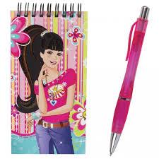 <b>Brauberg Блокнот</b> А5 с ручкой <b>Девочка</b> - Акушерство.Ru