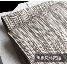 L:2.5Meters Wide:55cm Thickness:0.25mm Technology Zebra wood ...