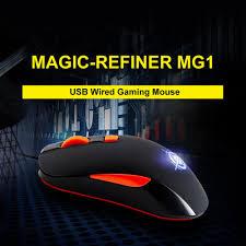 <b>MAGIC</b>-<b>REFINER</b> MG1 USB Wired Gaming Mouse Optical Game ...