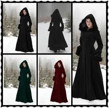 Plus Size <b>S</b>-<b>3XL Women</b> Medieval Cosplay Floor Length Coat Long ...