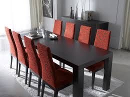 Dining Rooms Chairs Brilliant Excellent Ferrara Modern Round Wood Dining Table For