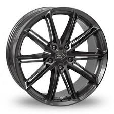 ALLOY WHEEL <b>1000 MIGLIA</b> MM1007 FORD KUGA II 8.5x19 <b>5x108</b> ...
