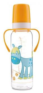Купить Canpol Babies <b>Бутылочка тритановая с ручками</b> 250 мл ...