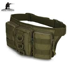 MEGE KNIGHT <b>Outdoor Sports</b> Camouflage <b>Storage</b> Triple Pockets ...