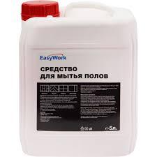 <b>Средство</b> для <b>мытья</b> пола <b>Easywork</b> 5 л в Москве – купить по ...