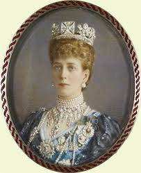 Queen Alexandra  quot Alix quot              Denmark by William  amp  Daniel Downey