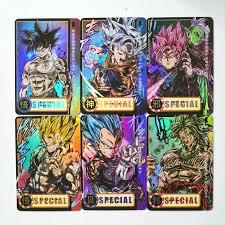<b>13pcs</b>/<b>set</b> Super <b>Dragon Ball</b> Z Heroes Battle Card Ultra Instinct ...