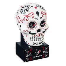 Evergreen Houston Texans Sugar <b>Skull Garden</b> Statue-843812SK ...