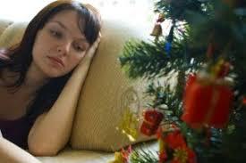 navidad triste duelo