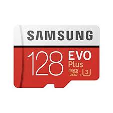 Samsung 128GB EVO Plus Class 10 Micro SDXC with ... - Amazon.com