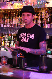 profile of chad berkey aero club bar manager aero clubaero club we are so proud to have chad berkey as our bar manager at aero club he is very passionate about the bar whiskey and crafting cocktails