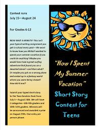 summer vacation essay spanish essay on summer vacation
