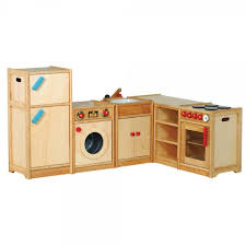 kitchen childrens wooden play role
