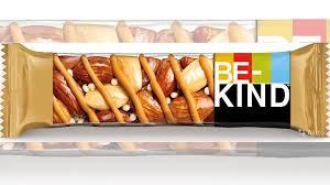 <b>Миндальный батончик BE-kind</b> со вкусом карамели купить в ...
