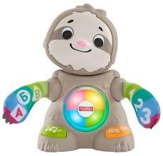 <b>Интерактивная</b> развивающая <b>игрушка Fisher</b>-<b>Price</b> Танцующий ...