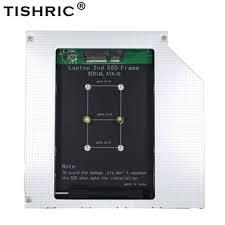 Купить TISHRIC 2nd HDD Caddy 9.5mm Aluminum <b>Optibay</b> Case ...