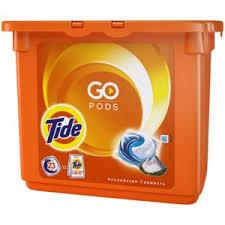 <b>Капсулы для стирки Tide</b> 3 in 1 PODS | Отзывы покупателей
