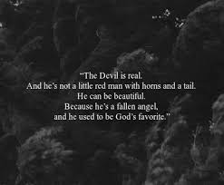 quotes about devil | Tumblr