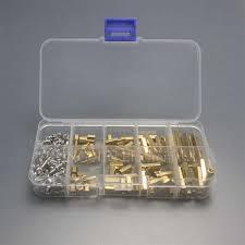 <b>180pcs</b> M2.5 or <b>M3 Brass</b> Standoff Fastener Hardware Tool <b>Set</b> ...