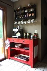 coffee stations coffee and repurposed on pinterest attractive coffee bar home 4