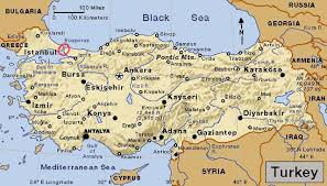 Image result for south central turkey map