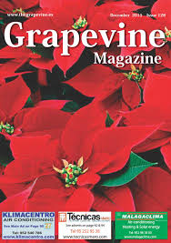 The Grapevine Magazine December 2015 by The Grapevine ...