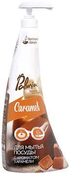 <b>Средство</b> д/<b>мытья</b> посуды PALMIA Caramel с ароматом ...