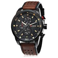 <b>CURREN 8250 Casual</b> Men Quartz Watch | Reloj, Relojes geniales ...