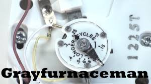 adjusting the thermostat anticipator part  adjusting the thermostat anticipator part 2
