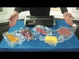 <b>Контейнеры для вакуумного упаковщика</b> - YouTube